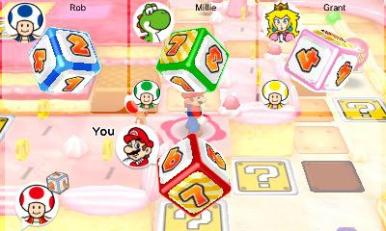 Presentazione di Mario Party Star Rush all'E3 1