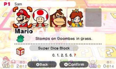 Presentazione di Mario Party Star Rush all'E3 5