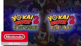 Trailer E3 di Yo-Kai Watch 2