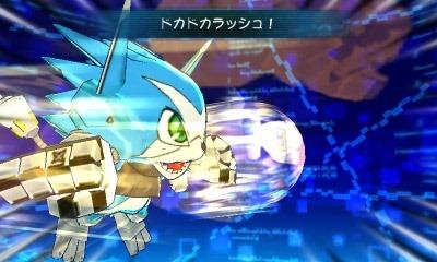 Nuovo Trailer di Digimon Universe Appli Monster