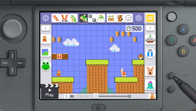 Super Mario Maker per 3DS