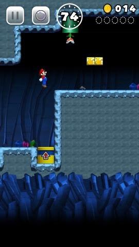 Super Mario Run per iOS