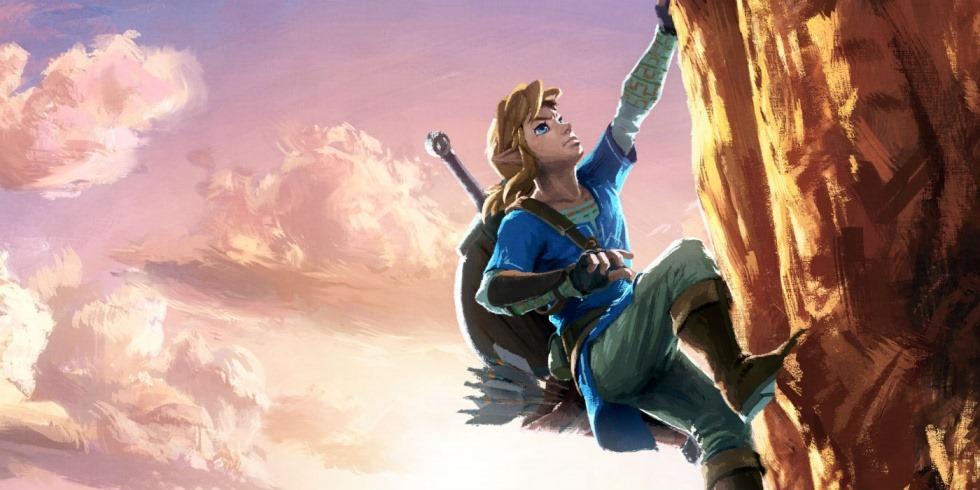 Tanti Nuovi Video di The Legend of Zelda Breath of the Wild