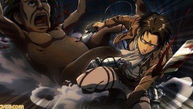 Visual Novel su Attack on Titan