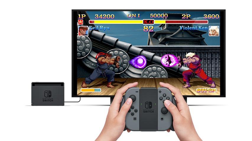 Ultra Street Fighter II Annunciato per Switch
