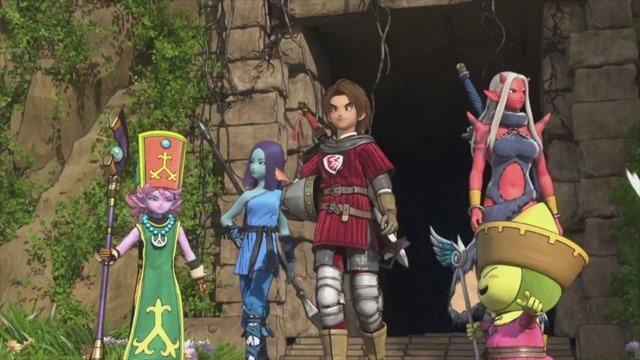 Dragon Quest X Arriverà su Nintendo Switch