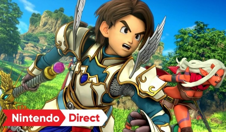 Dragon Quest X per Nintendo Switch