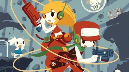 Multiplayer Locale in Cave Story+