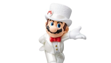 Amiibo di Super Mario Odyssey