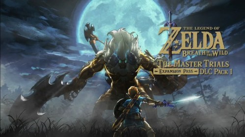 primi dlc di the legend of zelda breath of the wild