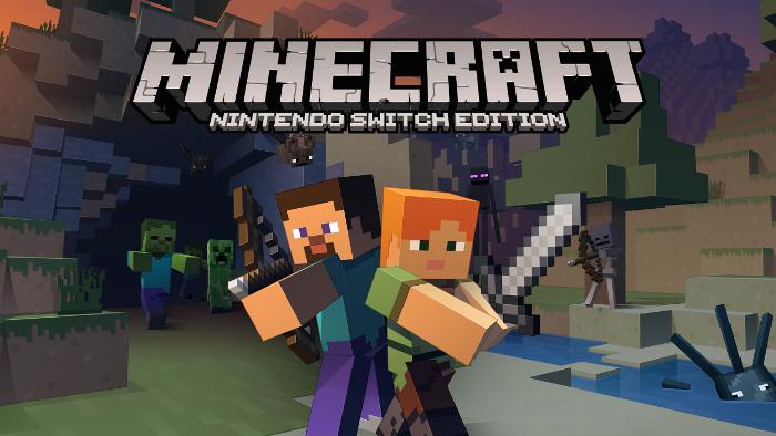 Un Aggiornamento Porta Minecraft Nintendo Switch Edition a 1080p
