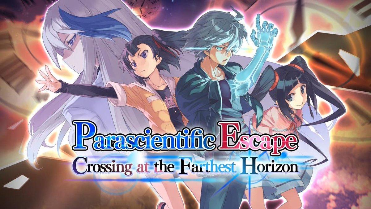 Parascientific Escape: Crossing at the Farthest Horizon Arriva in Nord America