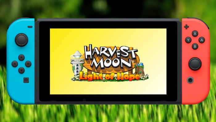 Harvest Moon: Light of Hope Arriva in Versione Fisica su Nintendo Switch