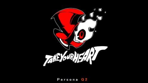 Persona Q Nintendo 3DS