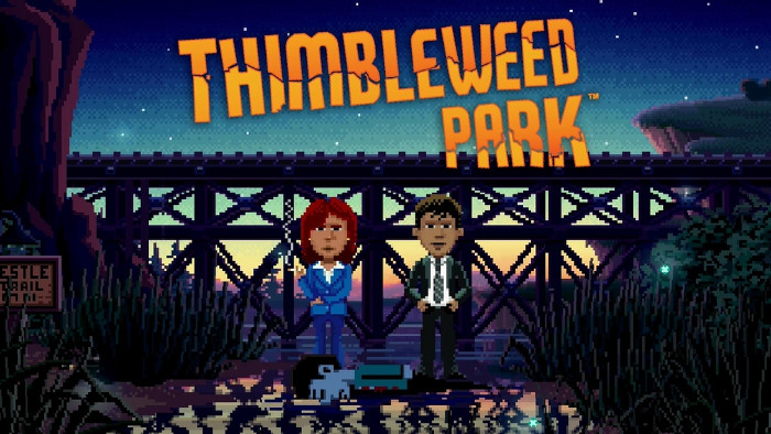 Data di Thimbleweed Park per Nintendo Switch