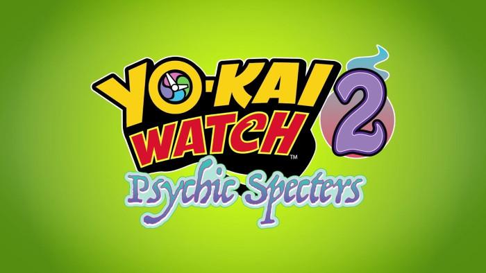 Data Americana ed Europea di Yo-kai Watch 2: Psychic Specters