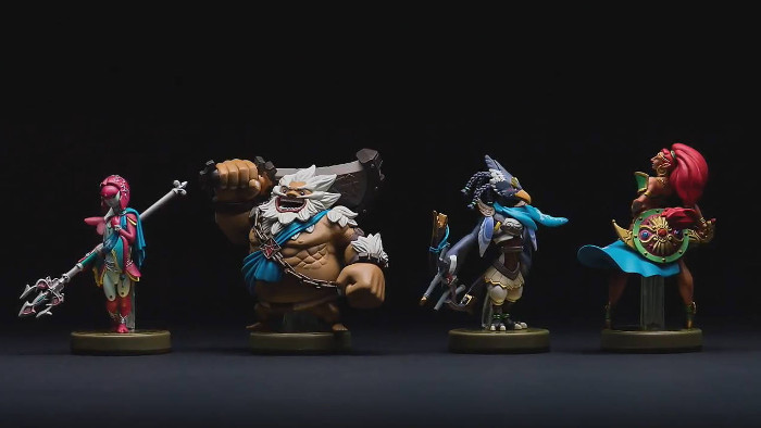 Nuovi Amiibo di Breath of the Wild