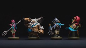 Amiibo di Breath of the Wild Nintendo Switch Wii U