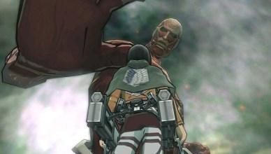 Attack on Titan 2 Nintendo 3DS