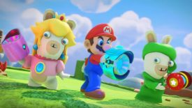 Mario + Rabbids Nintendo Switch