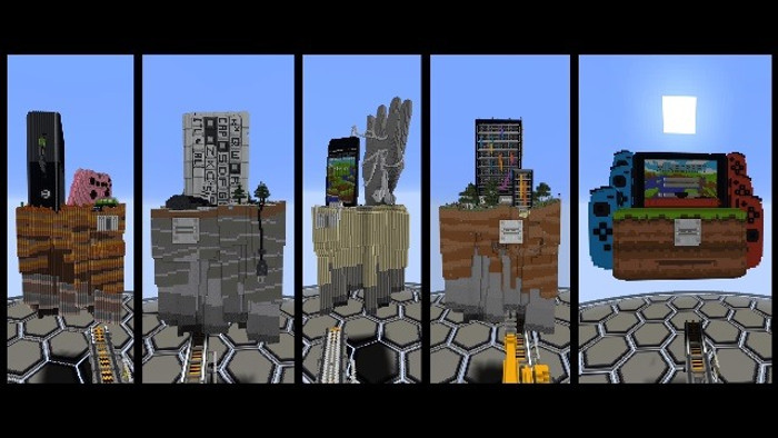 Minecraft Better Together Rimandato per Nintendo Switch