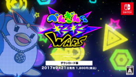 Penguin Wars Nintendo Switch