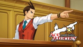 Apollo Justice Ace Attorney Nintendo 3DS