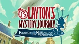 Layton's Mystery Journey Katrielle and the Millionaires' Conspiracy Nintendo 3DS