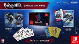 Bayonetta Special Eddition Nintendo Switch