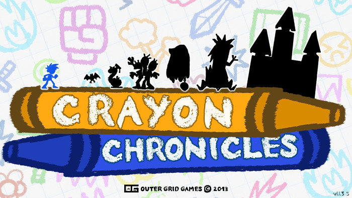 Crayon Chronicles – Un Rougelike Pastellosissimo