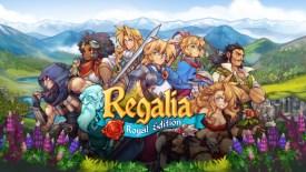 Regalia Of Men and Monarchs Nintendo Switch