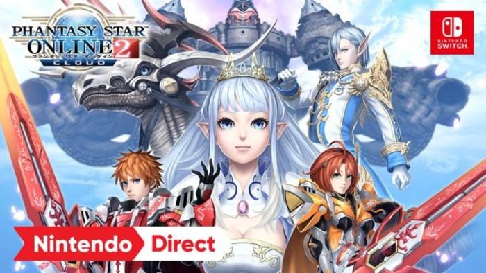Data di Uscita di Phantasy Star Online 2: Cloud