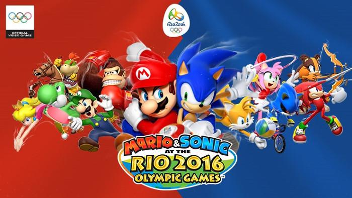 Mario & Sonic Ai Giochi Olimpici di Rio è Stato Cancellato dall'eShop