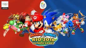 Mario & Sonic Ai Giochi Olimpici di Rio Nintendo 3DS Wii U