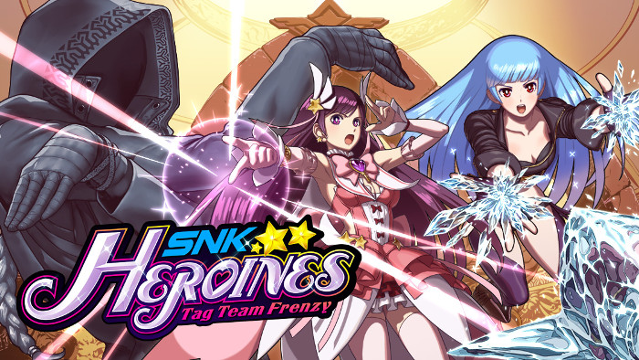 SNK Heroines: Tag Team Frenzy Annunciato per Nintendo Switch