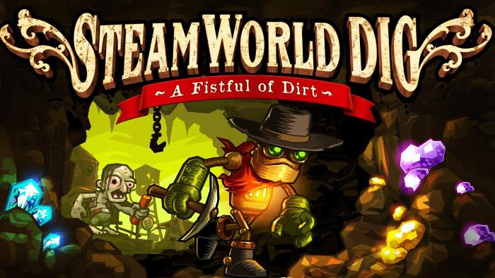 SteamWorld Dig Arriva su Nintendo Switch il 1 Febbraio
