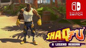 Shaq Fu A Legend Reborn Nintendo Switch