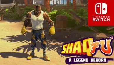 Shaq Fu A Legend Reborn Nintendo Switch