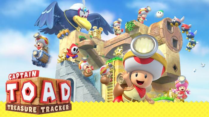 Data di Captain Toad Annunciata Durante l'E3
