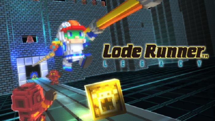 Lode Runner Legacy Arriverà su Nintendo Switch