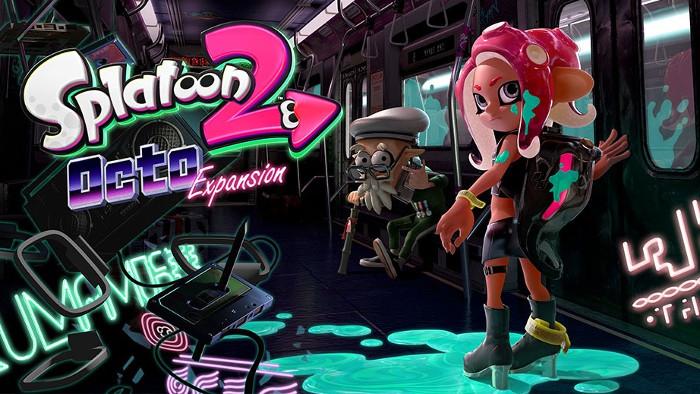 Splatoon 2 Octo Expansion Nintendo Switch