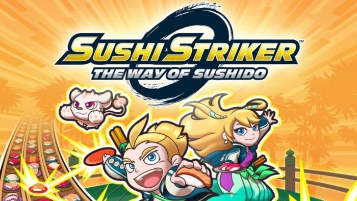 Sushi Striker Arriverà l'8 Giugno sia su Nintendo 3DS che su Nintendo Switch