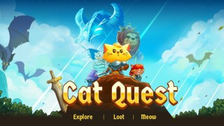 Cat Quest Nintendo Switch