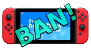 Ban su Nintendo Switch