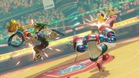 Demo ARMS Nintendo Switch