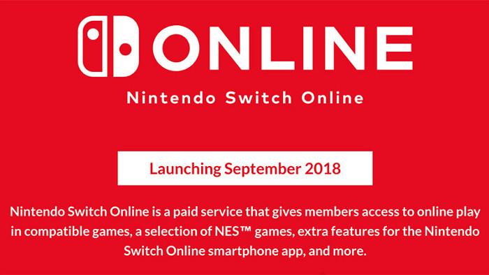 Nuove Informazioni e Costi del Nintendo Switch Online