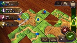 Carcassonne Nintendo Switch