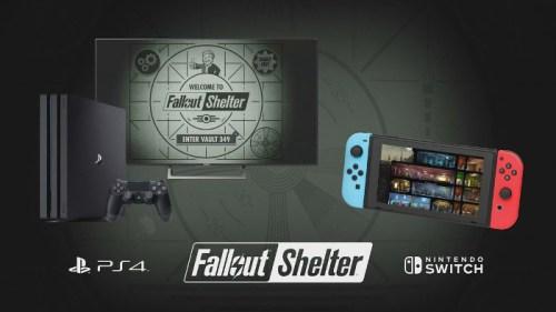 Fallout Shelter Nintendo Switch