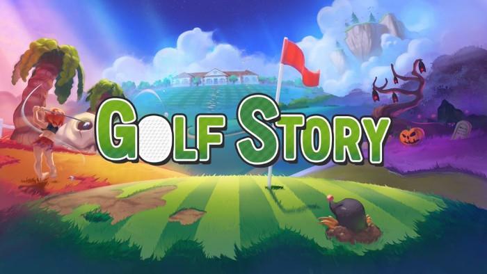 Golf Story Nintendo Switch