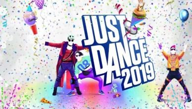 Just Dance 2019 Nintendo Switch